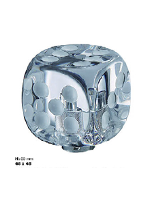 POMELLO DICE CRYSTAL WHITE