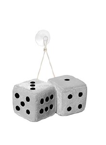 BIG DICE WHITE