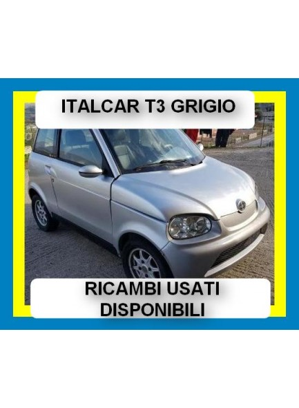 RICAMBI USATI ITALCAR T3