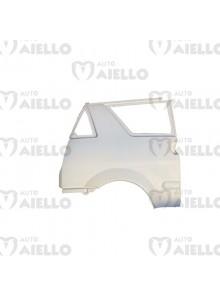 Fiancata parafango posteriore destro Aixam crossline 05 08