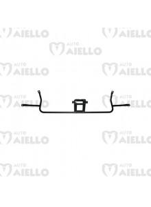 Telaietto supporto paraurti anteriore Aixam a.721 741 751 scouty crossline minauto