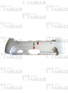 Paraurti posteriore bianco pastello Ligier JS50 JS50L Club Elegance