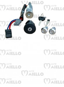 Kit blocchetto avviamento accensione Ligier JS50 JS50L senza telecomando e centralina