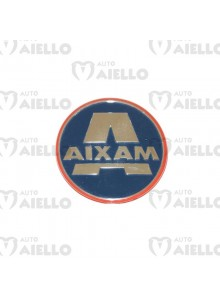 Logo stemma Aixam 300 400 500 evolution minivan pickup a721 741 751 scouty