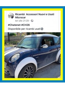 RICAMBI USATI CHATENET CH26