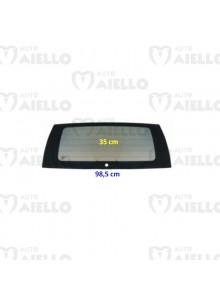Lunotto vetro cristallo posteriore termico Aixam 300 400 500 evolution