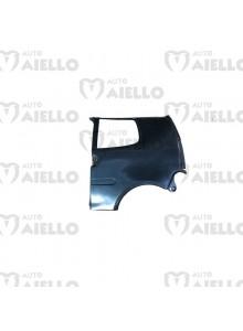 Fiancata parafango posteriore sinistro Aaixam 500.4- 5 500 evolution minivan