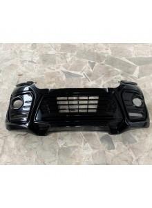 1411297 Calandra paraurti anteriore Ligier JS50 Sport F2 F3 JS50L nero lucido intense