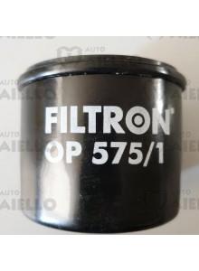 Filtro olio OP 575/1 per Smart Fortwo dal 2007 W451 999ccm