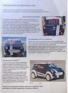 Kit adesivi Sparco per Chatenet CH26
