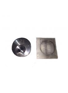 Pistone + 0,50 diametro 72,5 completo di fasce