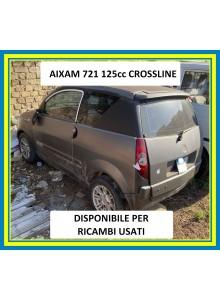 RICAMBI USATI AIXAM 125 721 CROSSLINE