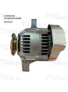 1005075 Alternatore motore yanmar Microcar