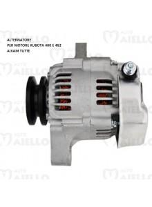 K158816420 Alternatore 40a per Aixam motore kubota 400 482