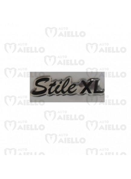 "OR0014217 ADESIVO LOGO LATERALE GRECAV EKE LM5 ""STILE XL"""